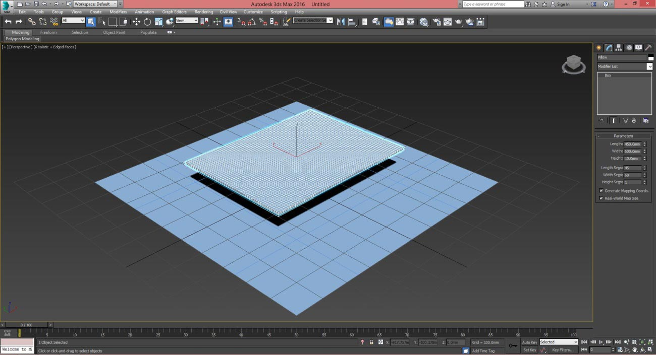 creating-a-pillow-in-3ds-max-2