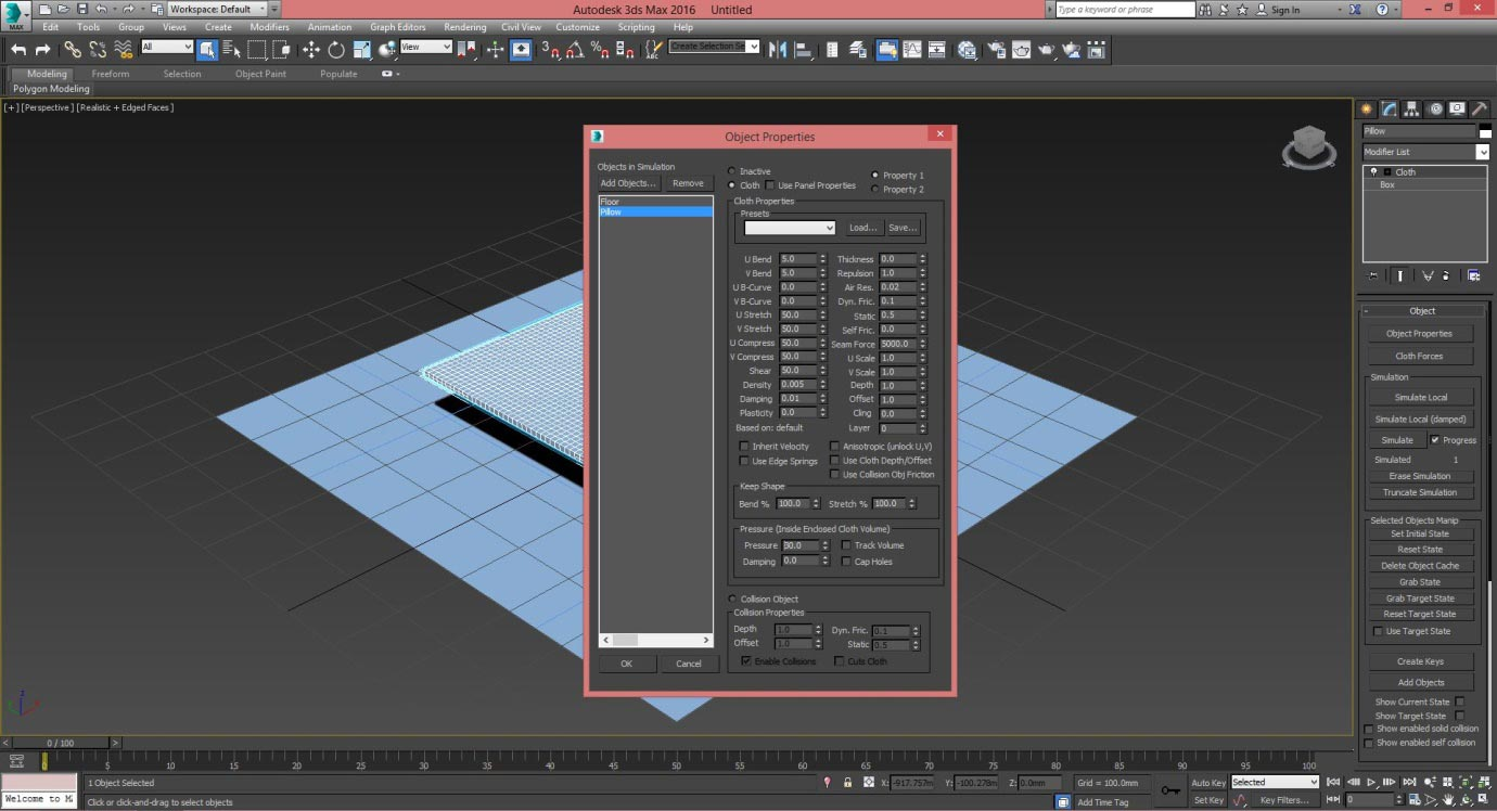 creating-a-pillow-in-3ds-max-5